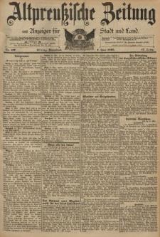 Altpreussische Zeitung, Nr. 127 Sonnabend 1 Juni 1895, 47. Jahrgang