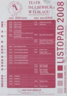 Sezon Teatralny 2008/2009