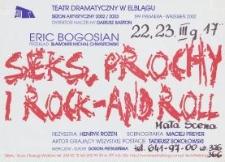 Seks, Prochy i Rock-And roll - Eric Bogosian