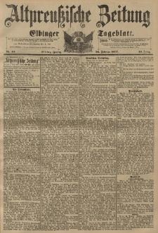 Altpreussische Zeitung, Nr. 48 Freitag 26 Februar 1897, 49. Jahrgang