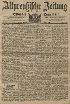 Altpreussische Zeitung, Nr. 51 Dienstag 2 März 1897, 49. Jahrgang