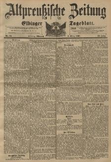Altpreussische Zeitung, Nr. 52 Mittwoch 3 März 1897, 49. Jahrgang