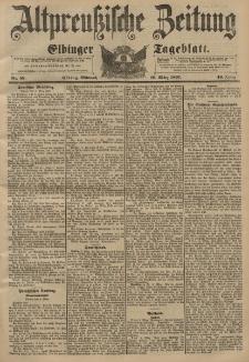 Altpreussische Zeitung, Nr. 58 Mittwoch 10 März 1897, 49. Jahrgang