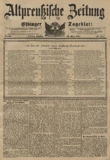 Altpreussische Zeitung, Nr. 69 Dienstag 23 März 1897, 49. Jahrgang