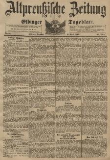 Altpreussische Zeitung, Nr. 81 Dienstag 6 April 1897, 49. Jahrgang