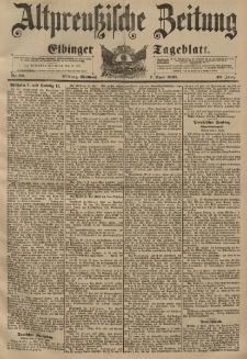 Altpreussische Zeitung, Nr. 82 Mittwoch 7 April 1897, 49. Jahrgang
