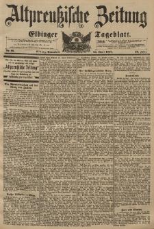 Altpreussische Zeitung, Nr. 95 Sonnabend 24 April 1897, 49. Jahrgang