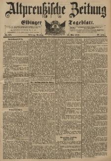 Altpreussische Zeitung, Nr. 115 Dienstag 18 Mai 1897, 49. Jahrgang