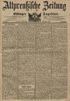 Altpreussische Zeitung, Nr. 117 Donnerstag 20 Mai 1897, 49. Jahrgang