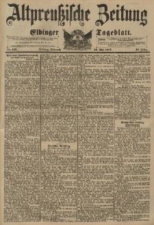 Altpreussische Zeitung, Nr. 122 Mittwoch 26 Mai 1897, 49. Jahrgang