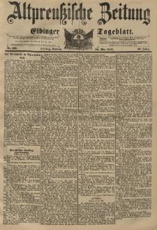 Altpreussische Zeitung, Nr. 125 Sonntag 30 Mai 1897, 49. Jahrgang