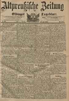 Altpreussische Zeitung, Nr. 161 Dienstag 13 Juli 1897, 49. Jahrgang