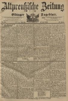 Altpreussische Zeitung, Nr. 162 Mittwoch 14 Juli 1897, 49. Jahrgang
