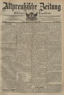 Altpreussische Zeitung, Nr. 254 Freitag 29 Oktober 1897, 49. Jahrgang