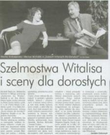 Szelmostwa Witalisa i sceny dla dorosłych - wycinek prasowy