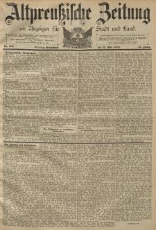 Altpreussische Zeitung, Nr. 110 Sonnabend 11 Mai 1889, 41. Jahrgang