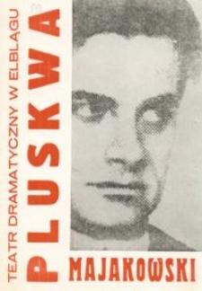 Pluskwa - program teatralny