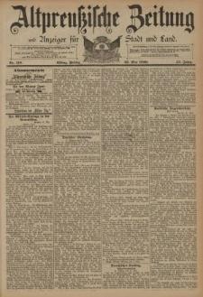 Altpreussische Zeitung, Nr. 118 Freitag 23 Mai 1890, 42. Jahrgang