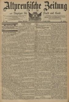 Altpreussische Zeitung, Nr. 151 Mittwoch 2 Juli 1890, 42. Jahrgang