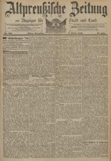 Altpreussische Zeitung, Nr. 236 Donnerstag 9 Oktober 1890, 42. Jahrgang