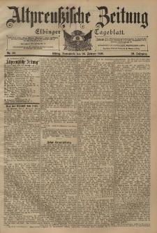 Altpreussische Zeitung, Nr. 48 Sonnabend 26 Februar 1898, 50. Jahrgang