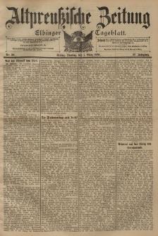 Altpreussische Zeitung, Nr. 50 Dienstag 1 März 1898, 50. Jahrgang