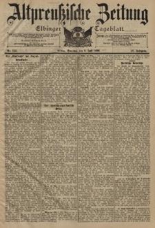 Altpreussische Zeitung, Nr. 153 Sonntag 3 Juli 1898, 50. Jahrgang