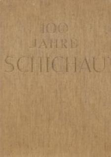 100 Jahre Schichau 1837-1937