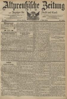 Altpreussische Zeitung, Nr. 106 Freitag 6 Mai 1892, 44. Jahrgang