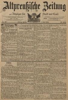 Altpreussische Zeitung, Nr. 157 Freitag 8 Juni 1892, 44. Jahrgang