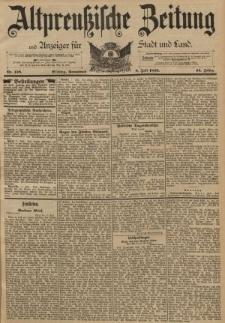Altpreussische Zeitung, Nr. 158 Sonnabend 9 Juni 1892, 44. Jahrgang