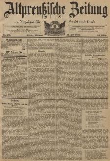 Altpreussische Zeitung, Nr. 173 Mittwoch 27 Juni 1892, 44. Jahrgang