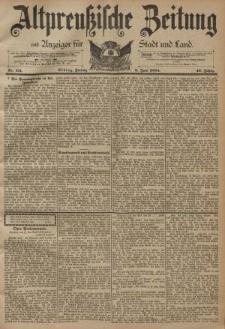 Altpreussische Zeitung, Nr. 131 Freitag 8 Juni 1894, 46. Jahrgang