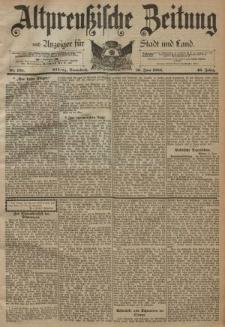 Altpreussische Zeitung, Nr. 138 Sonnabend 16 Juni 1894, 46. Jahrgang