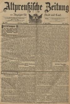Altpreussische Zeitung, Nr. 152 Dienstag 3 Juli 1894, 46. Jahrgang