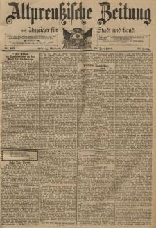 Altpreussische Zeitung, Nr. 165 Mittwoch 18 Juli 1894, 46. Jahrgang