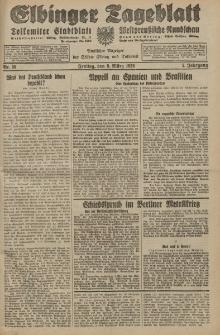 Elbinger Tageblatt, Nr. 59 Freitag 9 März 1928, 5. Jahrgang