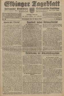 Elbinger Tageblatt, Nr. 66 Sonnabend 17 März 1928, 5. Jahrgang