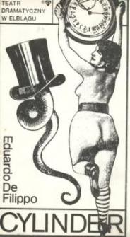 Cylinder ; Kapelusz - program teatralny