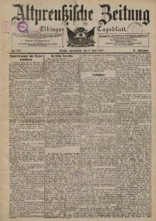 Altpreussische Zeitung, Nr. 152 Sonnabend 1 Juli 1899, 51. Jahrgang