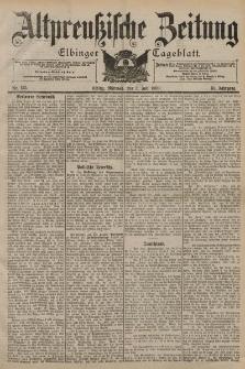 Altpreussische Zeitung, Nr. 155 Mittwoch 5 Juli 1899, 51. Jahrgang