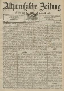 Altpreussische Zeitung, Nr. 294 Freitag 15 Dezember 1899, 51. Jahrgang