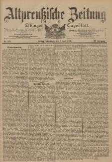 Altpreussische Zeitung, Nr. 127 Sonnabend 2 Juni 1900, 52. Jahrgang