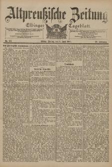 Altpreussische Zeitung, Nr. 131 Freitag 8 Juni 1900, 52. Jahrgang