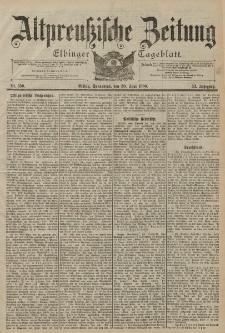 Altpreussische Zeitung, Nr. 150 Sonnabend 30 Juni 1900, 52. Jahrgang
