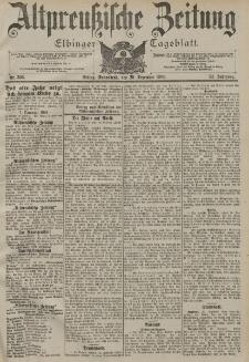 Altpreussische Zeitung, Nr. 303 Sonnabend 29 Dezember 1900, 52. Jahrgang