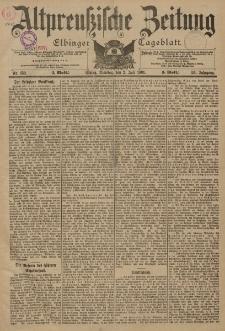 Altpreussische Zeitung, Nr. 152 Dienstag 2 Juli 1901, 53. Jahrgang