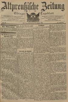 Altpreussische Zeitung, Nr. 20 Freitag 24 Januar 1902, 54. Jahrgang