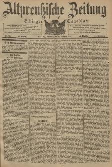 Altpreussische Zeitung, Nr. 22 Sonntag 26 Januar 1902, 54. Jahrgang