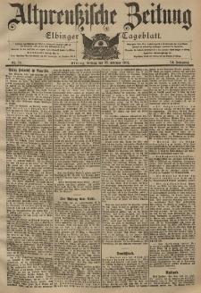 Altpreussische Zeitung, Nr. 50 Freitag 28 Februar 1902, 54. Jahrgang